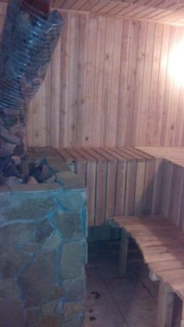 Баня. Сдаётся Банька на дровах!!!
