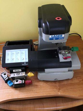 Keyline 994 laser, maszyna do kluczy, kopiarka, frezarka. Dorabianie