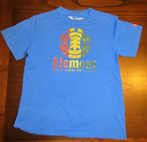 T-shirt Rapaz Element