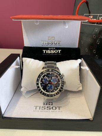 Zegarek Tissot T044.417.21.041.00 ETA Tissot PRS516 Blue Dial