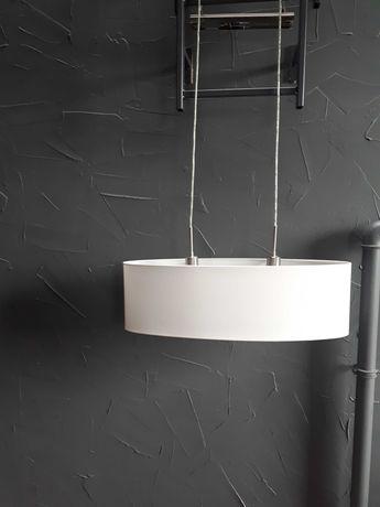 Nowoczesna lampa sufitowa Eglo biała