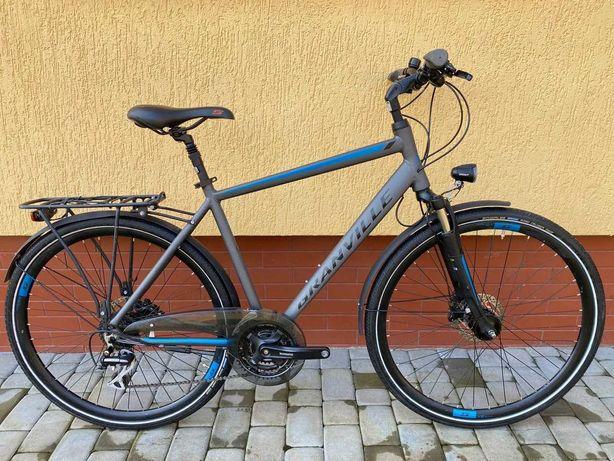 Велосипед Granville Toronto тормоза гидравлика