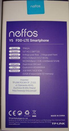Sprzedam smartfon TP-link neffos y5