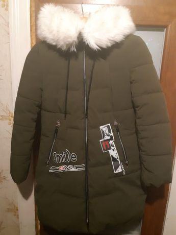 Пуховик (зима) очень тёплый