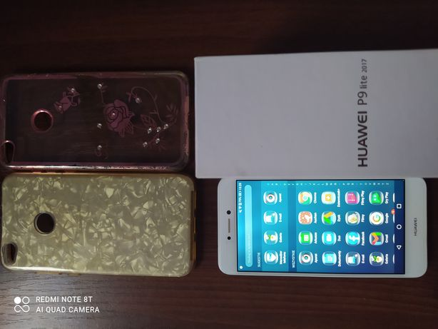 Smartfon Huawei P9 lite 2017