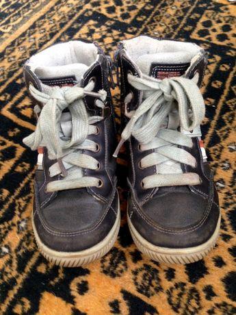 Кеды высокие, ботинки Шалунишка