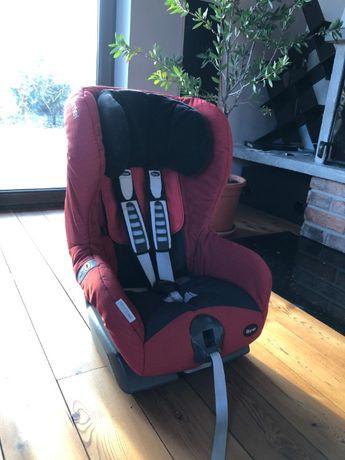 Fotelik samochodowy ROMER 9-18 kg czerwony