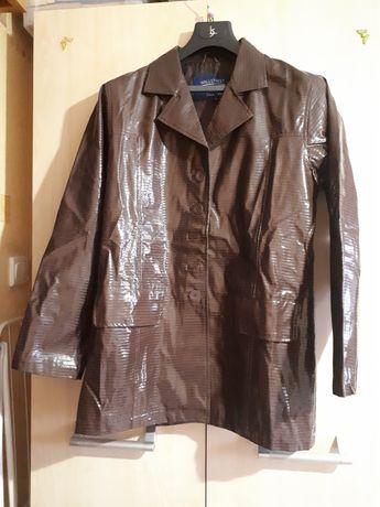 Płaszcz brązowy rozmiar L