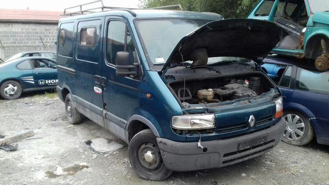 Renault Master na części