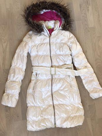 Пуховик адидас adidas оригинал куртка пальто натуральный пух