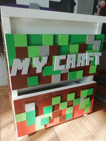 Szafka nocna nakastlik My craft minecraft