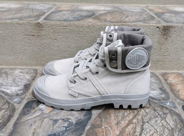 37 р. Оригинал ботинки Palladium Pallabrouse Baggy