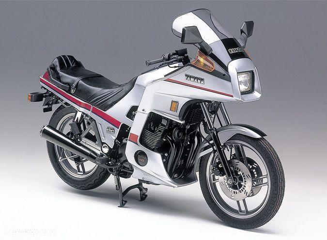 Yamaha Fj Xj 650 Turbo 1987 Niemcy Gpz 42.500 Honda Cx Suzuki Петровка - изображение 1