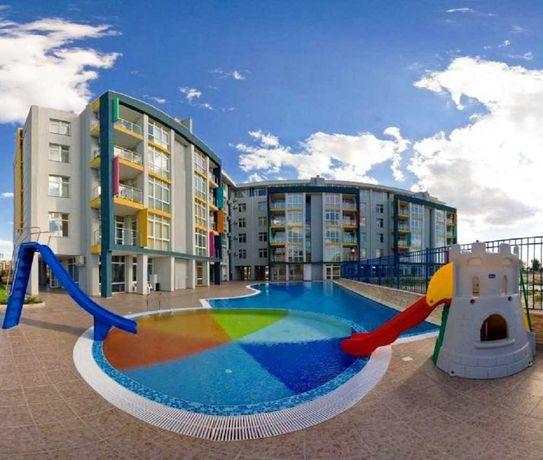 Апартамент с собственным гаражом рядом с самым популярным пляжем