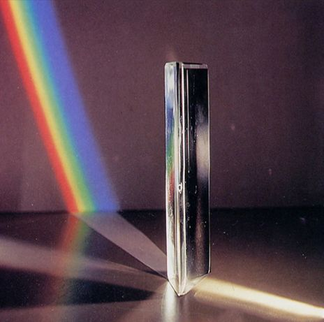 Треугольная стеклянная призма BK7, 14x14x80 мм, Оптическая prism