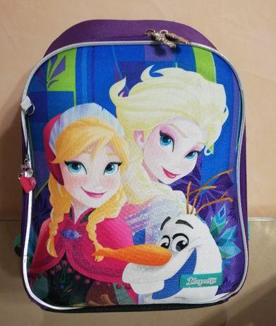 Рюкзак ранец 1 Вересня каркасный Frozen Холодное сердце