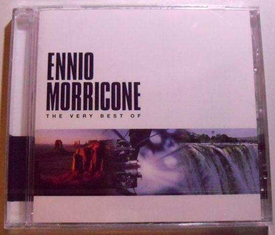 ENNIO MORRICONE - The Very Best Of Ennio Morricone / CD