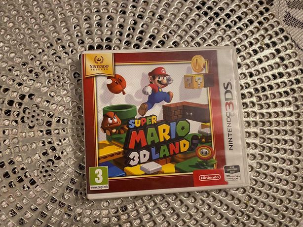 Sprzedam grę Super Mario 3d land