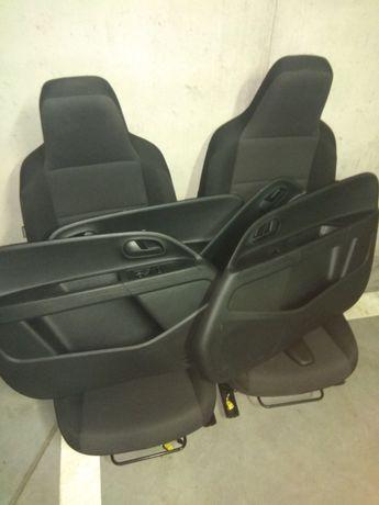 Fotele poduszki skoda Citigo VW up