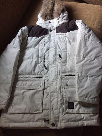Пуховик куртка пальто зимнее
