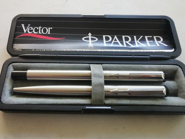 Canetas Parker Vector Inox