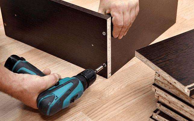 Montagem/desmontagem de móveis