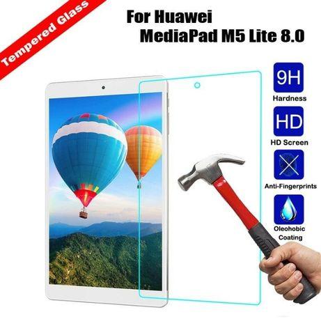 Película de vidro temperado para Tablet Huawei Mediapad M5 Lite T5 C5
