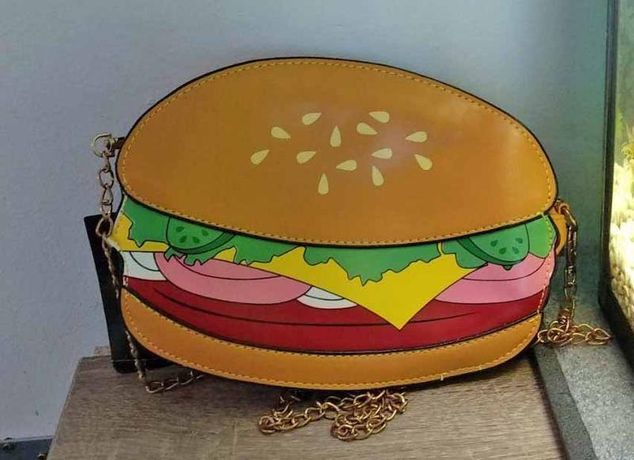 Сумка гамбургер