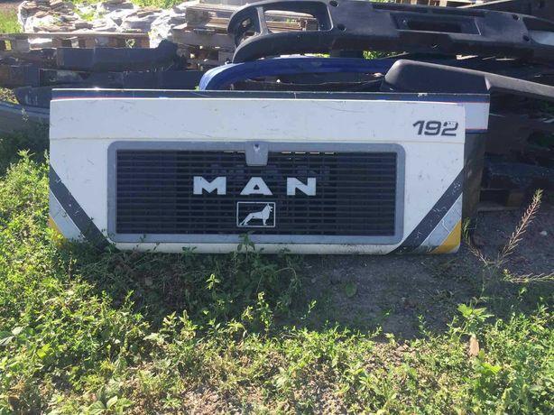 Капот MAN F2000 81611100015 81611100016