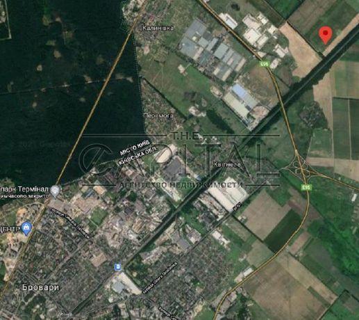 Продажа земельного участка 14,1171 га в Броварах