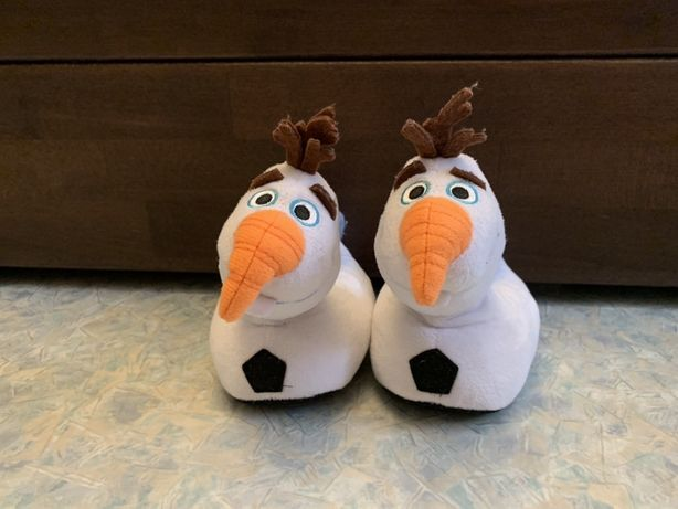 Детские тапочки Frozen Disney 25