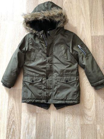 Парка,куртка 4-5 лет