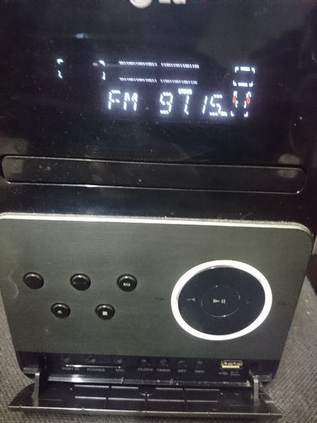 lg xb66 aux usb radio