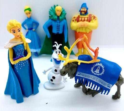 Игровой набор из 6 фигурок Frozen Холодное сердце 2