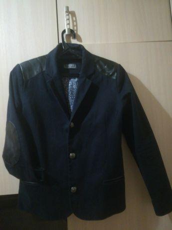 Школьный пиджак на рост 158