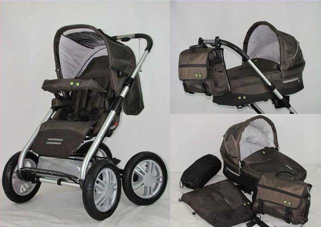 Wózek Mutsy Urban Rider Cargo + duzo dodatków