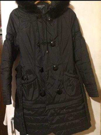 Пальто зимнее куртка