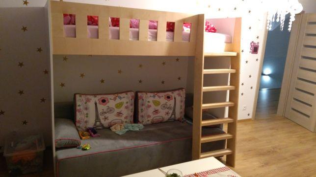 Łóżko piętrowe antresola