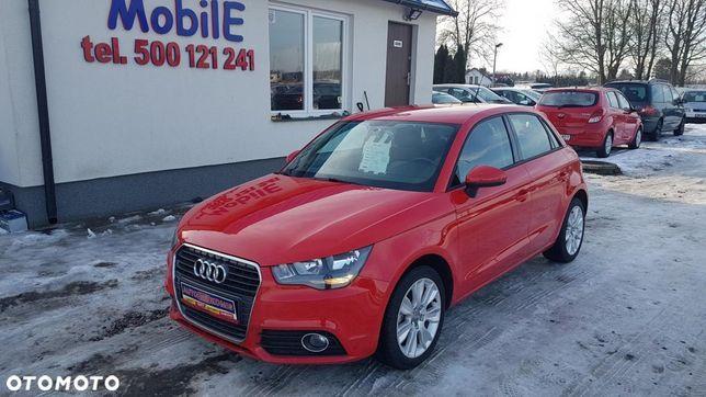 Audi A1 1.4 TFSI Klima Lublin