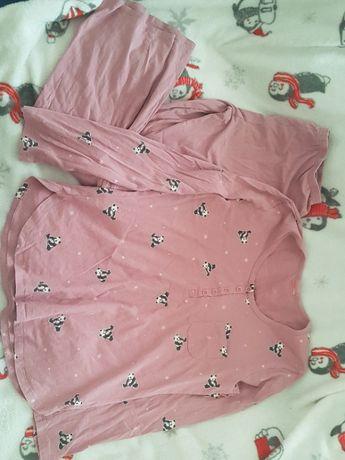 Piżama Triumph w pandy