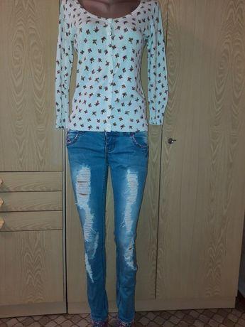 Продам джинсы 44-46 размера