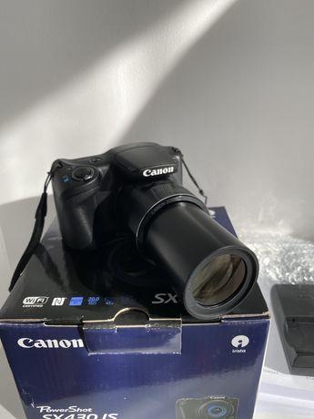 Canon PowerShot SX430 IS, nieużywany
