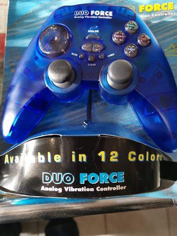 Pad joystick joypad PSX do PS 1 playstation 1 I z wibracją