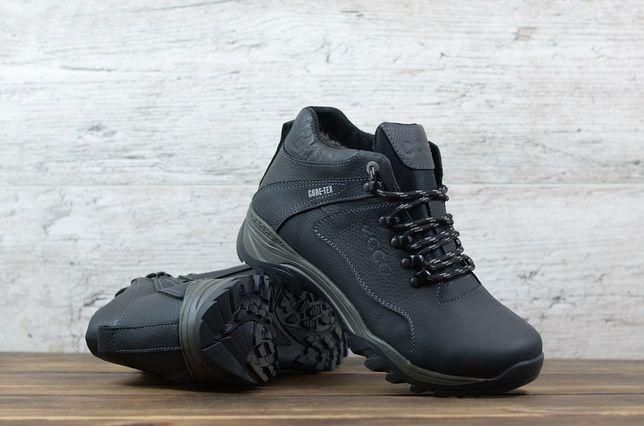 Зимние кроссовки - ботинки