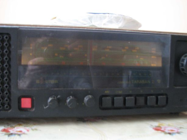 """radio """"Taraban2"""" z lat 80tych"""