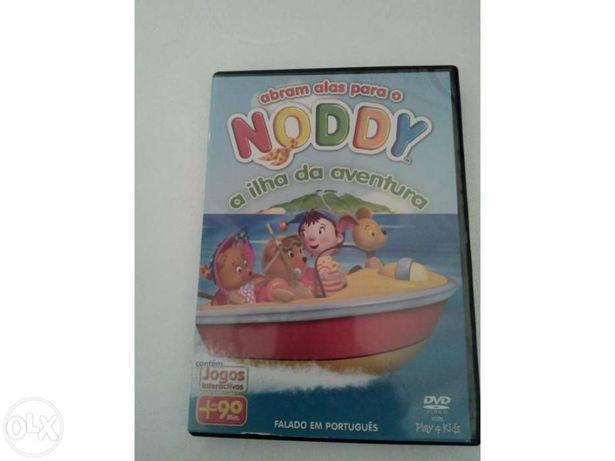 Dvd noddy- a ilha da aventura