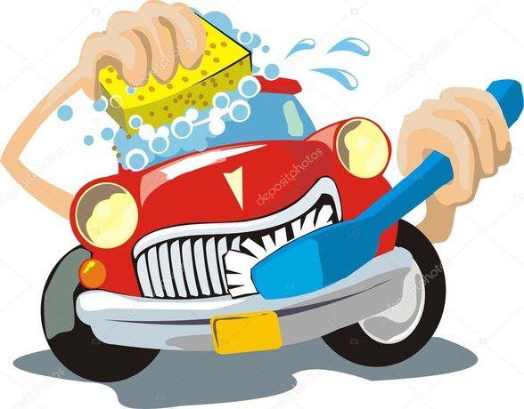 Химчистка салона авто, полная и частичная