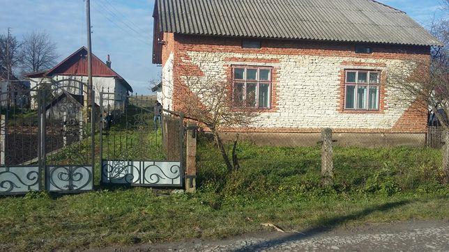 Продам будинок Тернопільська обл .Бережанський р-н