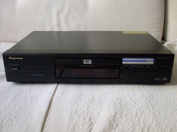 Odtwarzacz DVD Pioneer DV-343 uszkodzony.