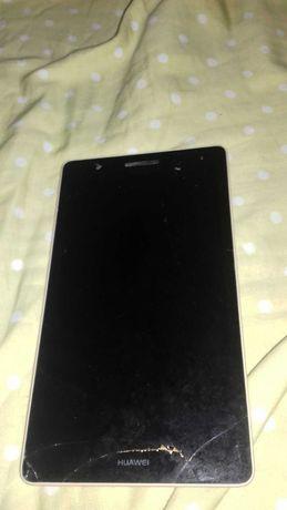 Huawei BG2 U01, треснутый экран